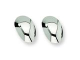 Chisel Stainless Steel Earrings style: SRE154