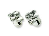 Chisel Stainless Steel Earrings style: SRE155