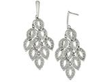Chisel Stainless Steel Polished Post Earrings style: SRE904