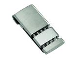 Chisel Stainless Steel Money Clip style: SRM105