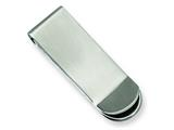 Chisel Stainless Steel Brushed Money Clip style: SRM108