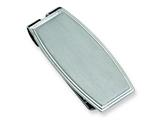 Chisel Stainless Steel Money Clip style: SRM126