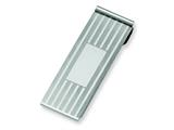 Chisel Stainless Steel Money Clip style: SRM128