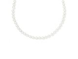 Chisel 8mm 36in White Simulated Pearl Cord Necklace style: SRN177136