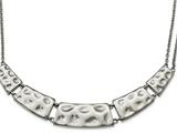 Chisel Stainless Steel Polished Necklace style: SRN214517
