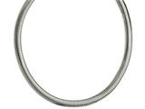 Chisel Stainless Steel Polished 8mm Necklace style: SRN214816