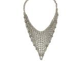 Chisel Stainless Steel Polished Multi Chain Necklace style: SRN216120