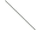 Chisel Stainless Steel 3mm Ball Chain - 18 inches style: SRN223