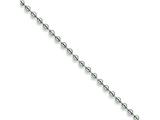 Chisel Stainless Steel 5mm Ball Chain - 20 inches style: SRN224