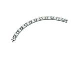Chisel Titanium Polished Bracelet - 8.25 inches