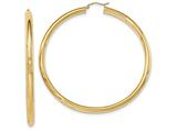 14k Hoop Earrings style: TF553