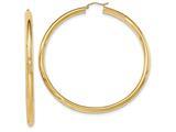 14k Hoop Earrings style: TF553