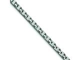 Chisel Tungsten Polished Bracelet - 8.25 inches