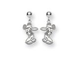 Disney Mickey Dangle Post Earrings style: WD103W