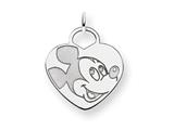 Disney Mickey Heart Charm style: WD110SS