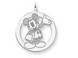 Disney Waving Mickey Charm