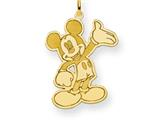 Disney Waving Mickey Charm style: WD116GP
