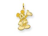 Disney Waving Mickey Charm style: WD118GP