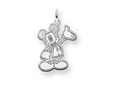 Disney Waving Mickey Charm style: WD118SS