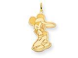 Disney Mickey Charm style: WD122Y