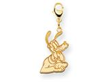 Disney Pluto Lobster Clasp Charm style: WD124Y