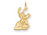 Disney Pluto Charm style: WD125Y