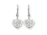 Disney Minnie Dangle Wire Earrings style: WD133SS