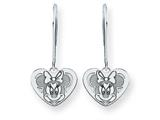 Disney Minnie Dangle Wire Earrings style: WD133W