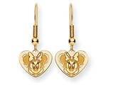 Disney Minnie Dangle Wire Earrings style: WD133Y