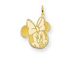 Disney Minnie Charm style: WD136GP
