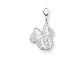 Disney Minnie Lobster Clasp Charm