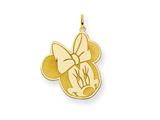Disney Minnie Charm style: WD138GP