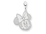 Disney Minnie Lobster Clasp Charm style: WD139SS