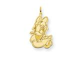 Disney Daisy Duck Charm style: WD142GP
