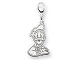 Disney Donald Duck Lobster Clasp Charm style: WD148SS