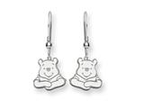 Disney Winnie the Pooh Dangle Wire Earrin style: WD159SS