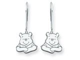 Disney Winnie the Pooh Dangle Wire Earrings style: WD159W
