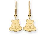 Disney Winnie the Pooh Dangle Wire Earrings style: WD159Y