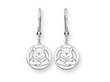 Disney Winnie the Pooh Dangle Wire Earrin style: WD163SS