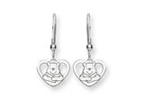 Disney Winnie the Pooh Heart Dangle Wire style: WD167SS