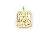 Disney Winnie the Pooh Charm style: WD184GP