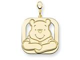 Disney Winnie the Pooh Lobster Clasp Charm style: WD189GP