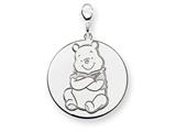 Disney Winnie the Pooh Lobster Clasp Char style: WD193SS