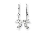Disney Piglet Dangle Wire Earrings