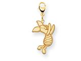 Disney Piglet Lobster Clasp Charm