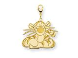 Disney Tigger Lobster Clasp Charm style: WD207GP