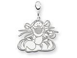 Disney Tigger Lobster Clasp Charm style: WD207W