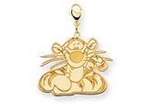Disney Tigger Lobster Clasp Charm style: WD207Y