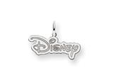 Disney Disney Logo Charm style: WD208SS