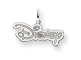 Disney Disney Logo Charm style: WD208W